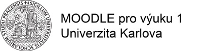 Logo of Moodle UK pro výuku 1
